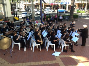 Cammeray School COncert Band 2013